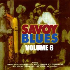 The Savoy Blues, Vol. 6