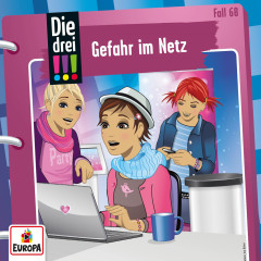 068/Gefahr im Netz - Die drei !!!