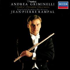 Vivaldi: Flute Concertos Op.10 Nos. 1-3 / Mercadante: Flute Concertos in D major and E minor - Andrea Griminelli, English Chamber Orchestra, Jean-Pierre Rampal