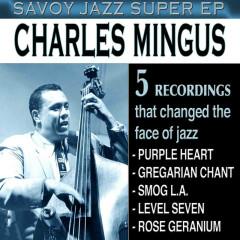 Savoy Jazz Super EP: Charles Mingus - Charles Mingus