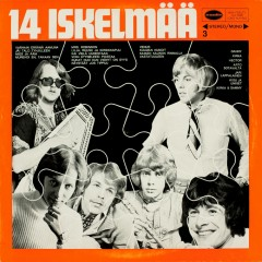 14 iskelmää 3 - Various Artists