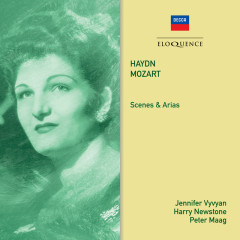 Haydn & Mozart: Arias. - Jennifer Vyvyan, Harry Newstone, Peter Maag
