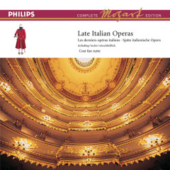 Mozart: Così Fan Tutte (Complete Mozart Edition) - Montserrat Caballe, Dame Janet Baker, Nicolai Gedda, Wladimiro Ganzarolli, Sir Colin Davis