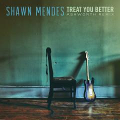 Treat You Better (Ashworth Remix) (Single) - Shawn Mendes