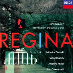 Blitzstein: Regina - John Mauceri, Katherine Ciesinski, Angelina Reaux, Sheri Greenawald, Theresa Merritt