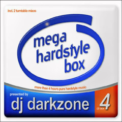 Mega Hardstyle Box Presented by DJ Darkzone (Special) - Various Artists