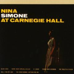 At Carnegie Hall - Nina Simone