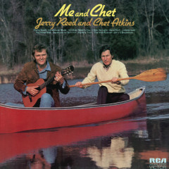 Me And Chet - Chet Atkins, Jerry Reed