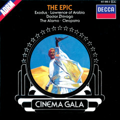 Cinema Gala: The Epic - Stanley Black, London Festival Chorus, London Festival Orchestra