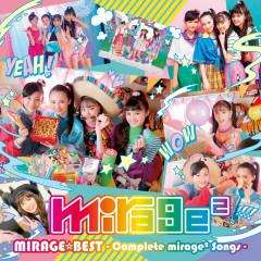 MIRAGE BEST Complete mirage2 Songs - mirage2