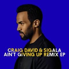 Ain't Giving Up (Remixes) - EP - Craig David, Sigala