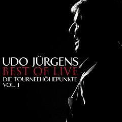 Best Of Live - Die Tourneehöhepunkte - Vol.1 - Udo Jürgens