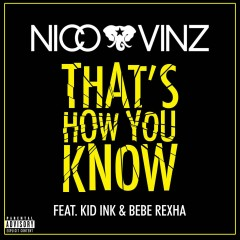 That's How You Know (feat. Kid Ink & Bebe Rexha) - Nico & Vinz, Kid Ink, Bebe Rexha