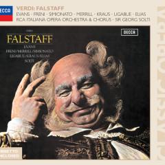 Verdi: Falstaff - Sir Geraint Evans, RCA Italiana Opera Orchestra, Sir Georg Solti
