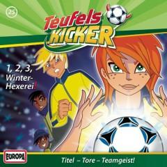 25/1, 2, 3, Winter-Hexerei!