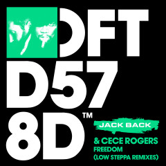 Freedom (Low Steppa Remixes) - Jack Back, CeCe Rogers