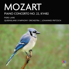 Mozart: Piano Concerto No. 22, K. 482 - Piers Lane, Queensland Symphony Orchestra, Johannes Fritzsch