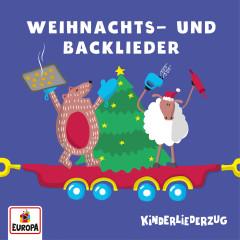 Kinderliederzug - Weihnachts- und Backlieder - Lena,  Felix & die Kita-Kids