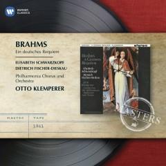 Brahms: Ein deutsches Requiem - Otto Klemperer