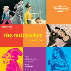 Tchaikovsky: The Nutcracker op.71; Symphony No. 4 - Royal Philharmonic Orchestra, Arthur Rodzinski