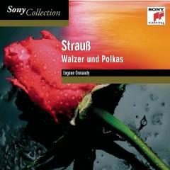Johann Strauss II: Waltzes & Polkas - Eugene Ormandy