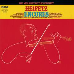 Heifetz: Encores - Jascha Heifetz