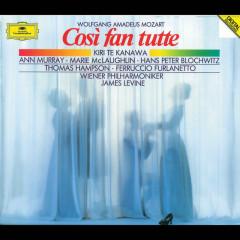 Mozart: Così fan tutte - Wiener Philharmoniker, James Levine