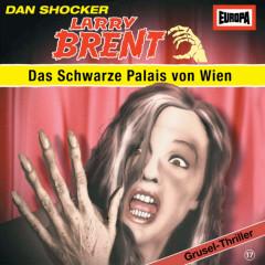 17/Das Schwarze Palais von Wien - Larry Brent
