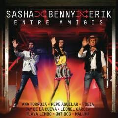 Entre Amigos (En Vivo Entre Amigos) - Sasha, Benny y Erik