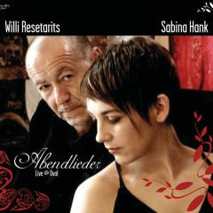 Abendlieder - Willi Resetarits, Sabina Hank