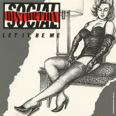 Let It Be Me EP - Social Distortion