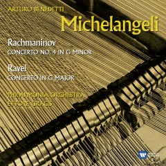 Ravel & Rachmaninov: Piano Concertos - Arturo Benedetti Michelangeli