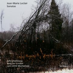 Jean-Marie Leclair: Sonatas - John Holloway, Jaap ter Linden, Lars Ulrik Mortensen