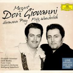 Don Giovanni - Hermann Prey, Franz Crass, Elisabeth Grümmer, Fritz Wunderlich, Hildegard Hillebrecht