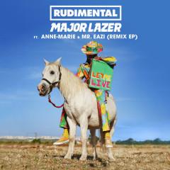 Let Me Live (feat. Anne-Marie & Mr Eazi) [Remix EP]