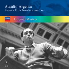 Atáulfo Argenta: Complete Decca Recordings 1953-1957 - Atáulfo Argenta