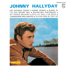 Les guitares jouent - Johnny Hallyday