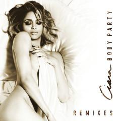 Body Party - Remixes - Ciara
