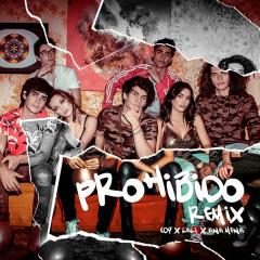 Prohibido (Remix) - CD9