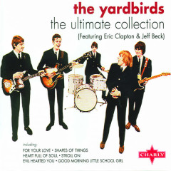 The Ultimate Collection CD2 - The Yardbirds, Eric Clapton, Jeff Beck