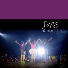 愛而為一演唱會 - S.H.E