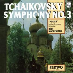 Tchaikovsky: Symphony No. 3; Francesca da Rimini - London Symphony Orchestra, Igor Markevitch