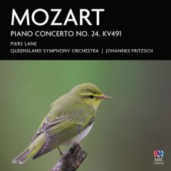 Mozart: Piano Concerto No. 24, KV491 - Piers Lane, Queensland Symphony Orchestra, Johannes Fritzsch
