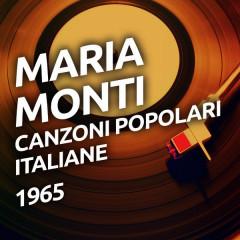 Canzoni popolari italiane - Maria Monti