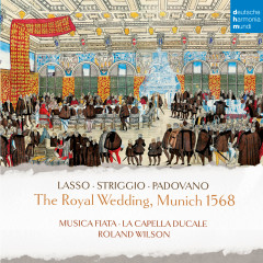 The Royal Wedding, Munich 1568