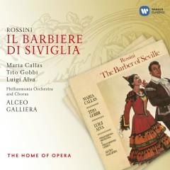 Rossini: Il Barbiere Di Siviglia - Claudio Arrau