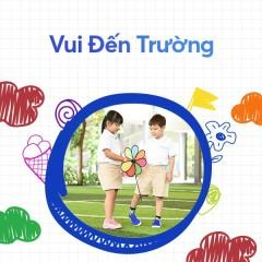 Vui Đến Trường - Bé Tú Anh, Xuân Nghi, Bé Suri Minh Thư, Bé Bảo Ngọc
