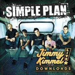 Jimmy Kimmel Live! - Simple Plan