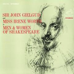 Men & Women of Shakespeare - Sir John Gielgud,Irene Worth