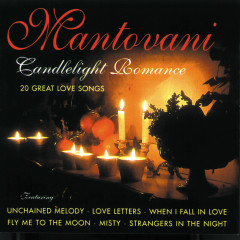 Candlelight Romance - Mantovani, Mantovani & His Orchestra